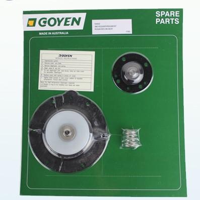 Goyen General RCA40/45, K4000, K4002, K4502, K4503, M1182, AD3517600, M2163, M2162, K4007
