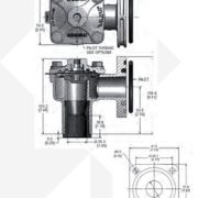 RCAC20FS Dimensions General